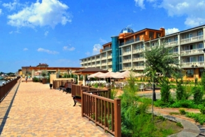 Отель Ribera Resort & SPA